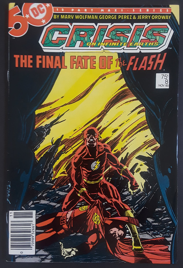 Crisis Earth 8 1985 Front.jpg