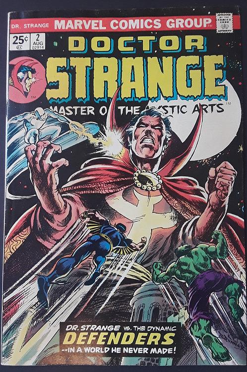 Doctor Strange #2