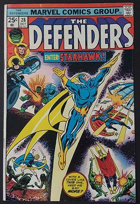 The Defenders #28
