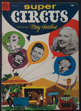 Four Color #542 Super Circus