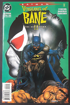 Batman: The Vengeance of Bane II