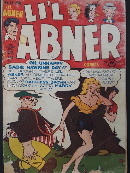 Lil Abner #65