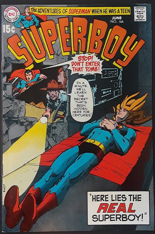 Superboy #166