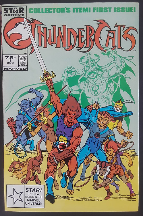 Thundercats Vol 1 #1