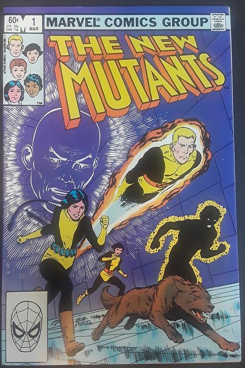 The New Mutants #1