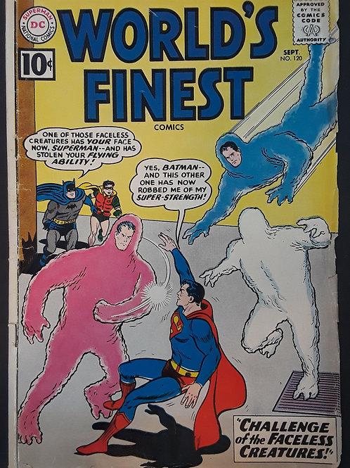 Wolrd's Finest Comics #120