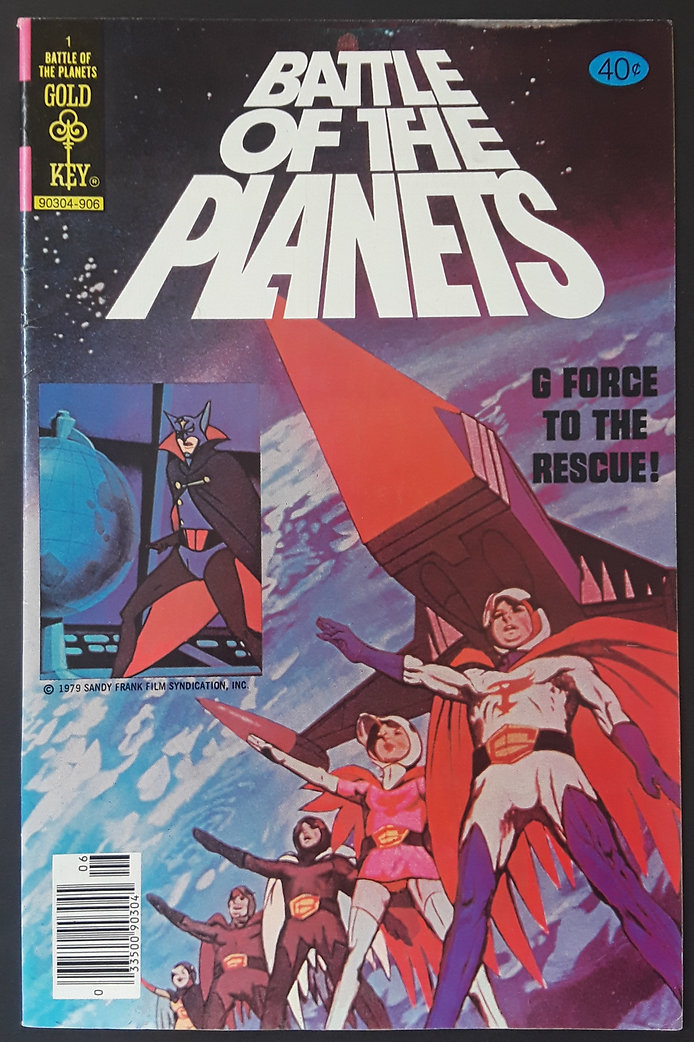 Battle of the Planets 1 1979 Front.jpg