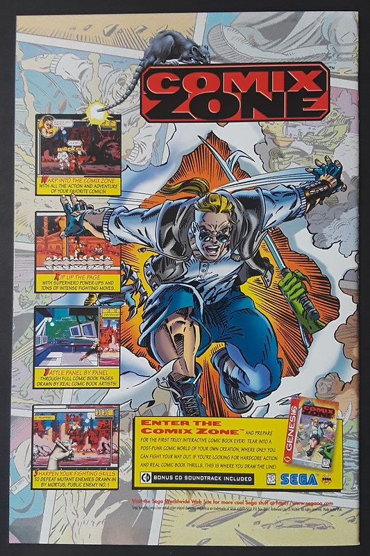 Batman Bengenace of Bane II 1995 Back.jp