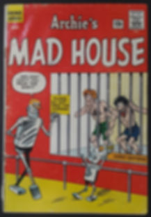 Archies Madhouse 22 1962 Front.jpg