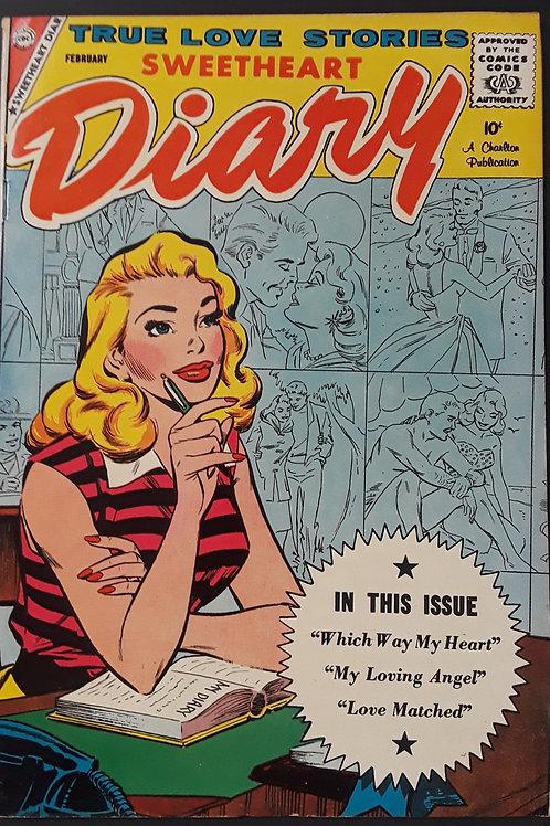 Sweetheart Diary #45