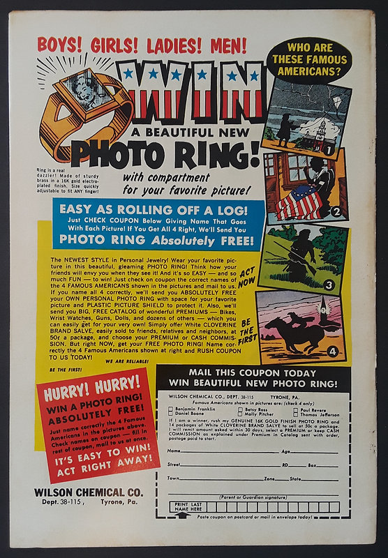 Rip Hunter 3 1961 Back.jpg