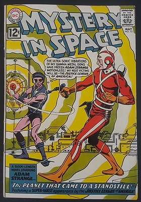 Mystery in Space #75