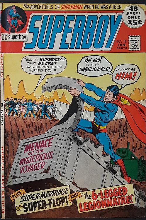 Superboy #181