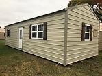 14'x36' Finished Cottage frontside
