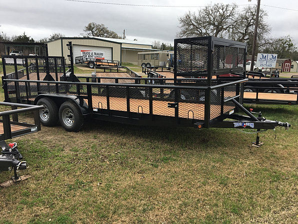Portable Building Trailers : Jm portable buildings and trailers tx