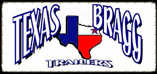 Texas Bragg Trailer Logo
