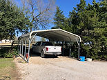 18'x21' Regular Carport