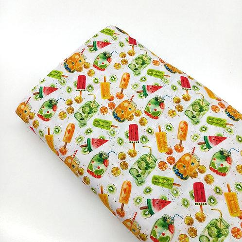 Helados y Frutas