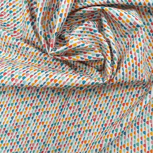 Semicírculos de colores