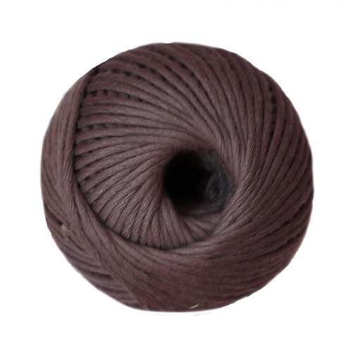 Algodón peinado L Chocolate