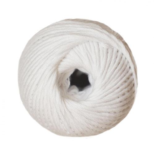 Algodón peinado L Blanco