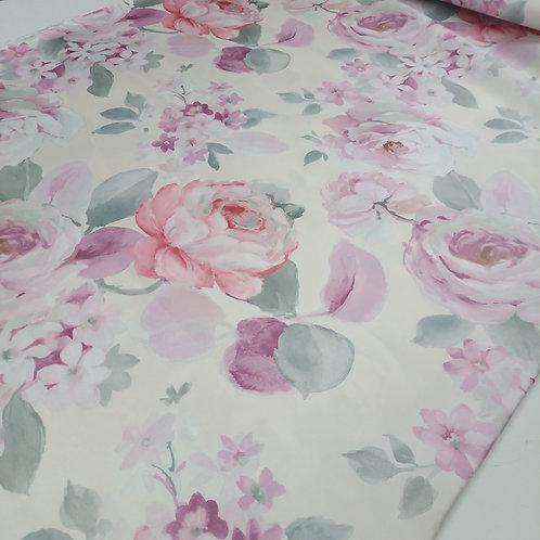Mikado flores rosas