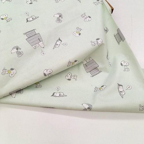 Snoopy verde