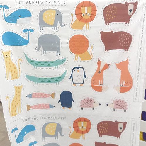 Panel Animales