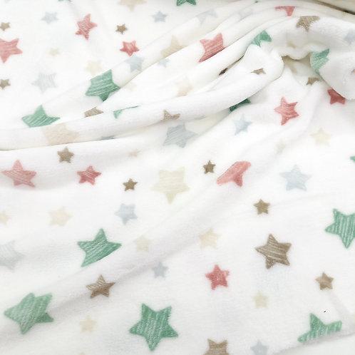 Coralina Estrellas de colores