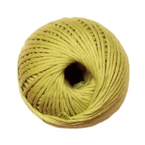 Algodón peinado L Pistacho