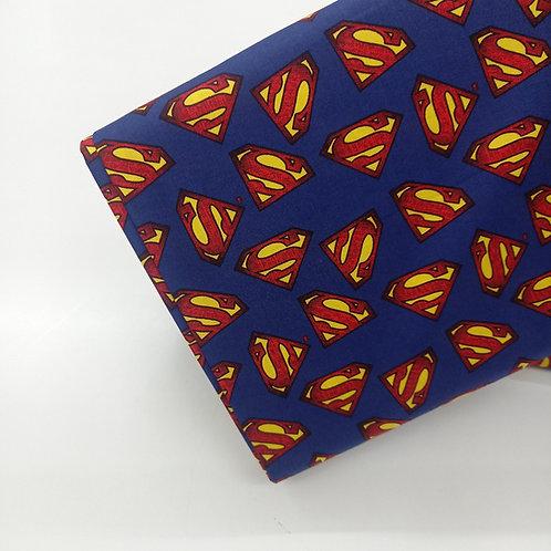Superman fondo azul