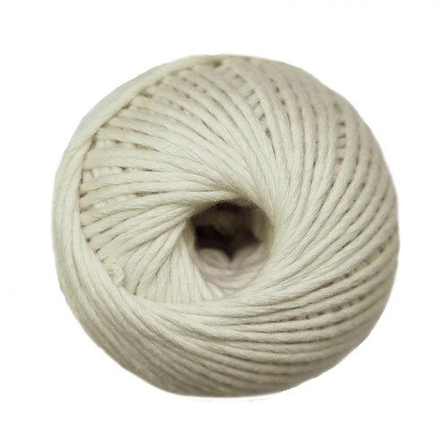 Algodón peinado L Natural