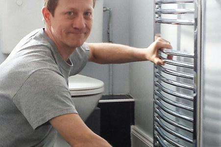 Phil Main of Mains Plumbing Bristol