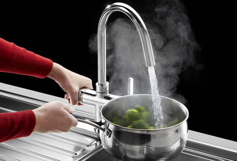 Franke-Kitchen-Hot-Water-Tap-Three-way-Boiling-water-By-Ream