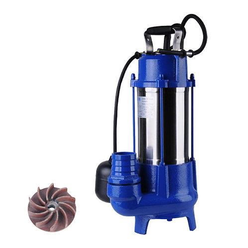 Bomba para aguas residuales 1HP WVSD75F