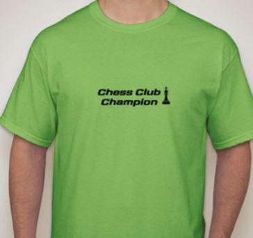 Men's Green Shirt
