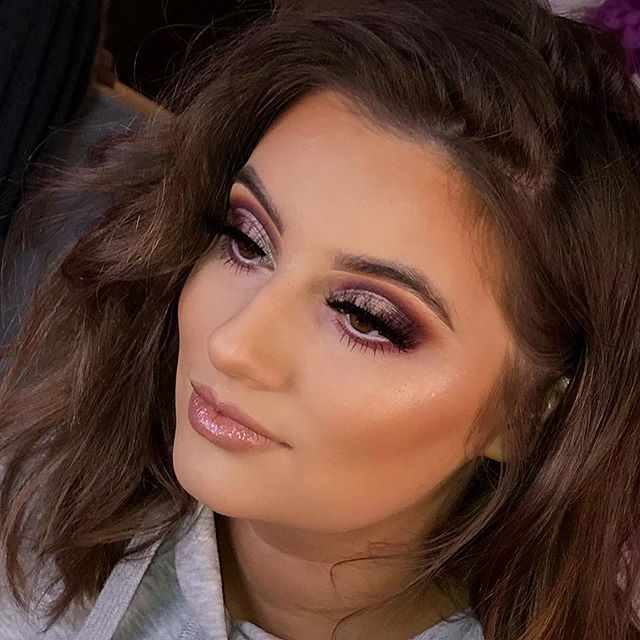 F L A W L E S S 💗 Glam Makeup for _tayl