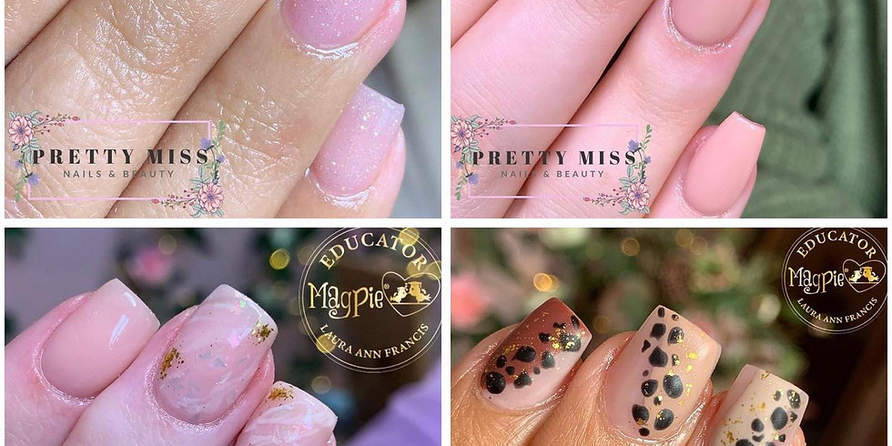Magpie Perfect Poly Masterclass - YOU MUST BE QUALIFIED IN ACRYLIC/ HARD GEL OR ACRYGEL TO ATTEND