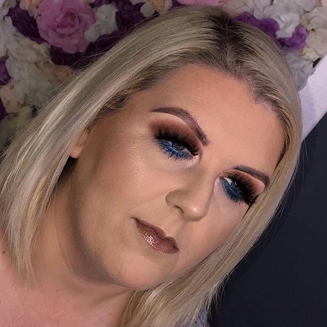 P O P  O F  C O L O U R 💙_Makeup for my