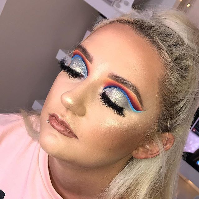 O M B R E 💙🧡 My Side 😍_Inspo from the