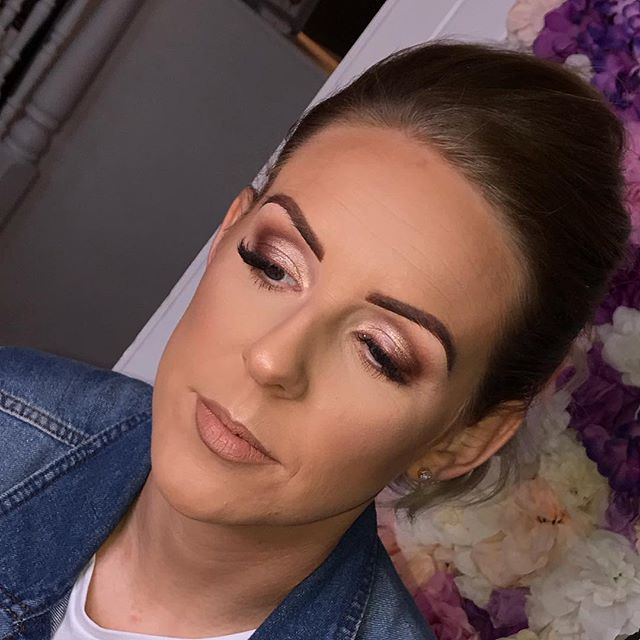 Soft glam for _loraginge 💗_Products ⬇️_