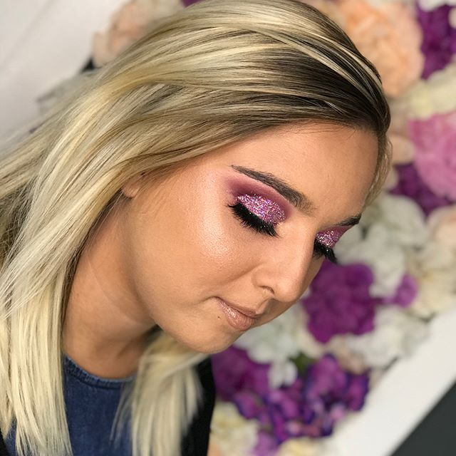 Pink to make the boys wink 😘 makeup for
