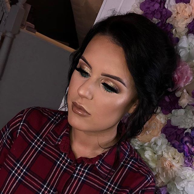 Birthday glam for this special lady _lin