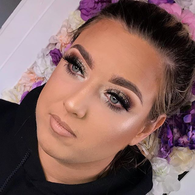 S P A R K L E S 💗🤩 beaut makeup for my