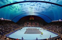 Underwater Tennis Center