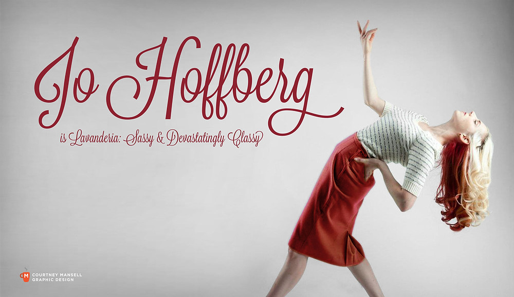 Jo Hoffberg, swing dancer