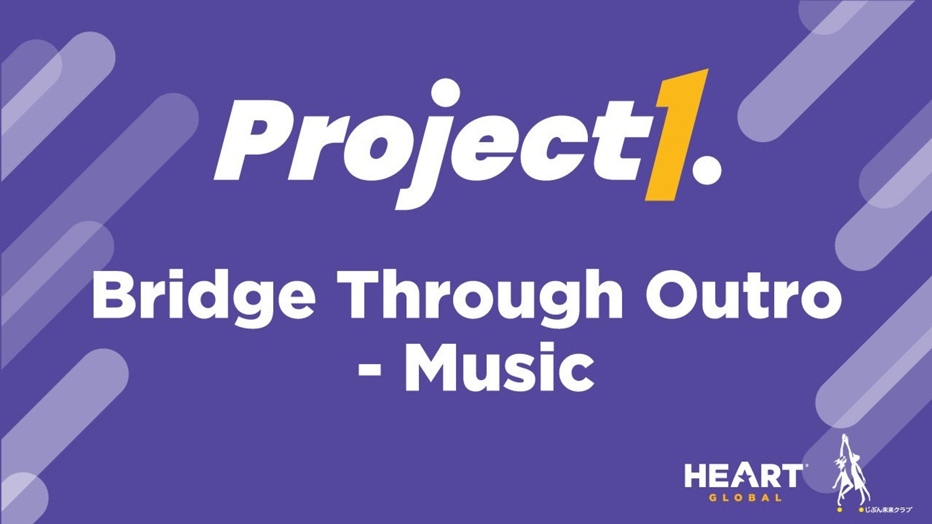 Bridge Through Outro - Music
