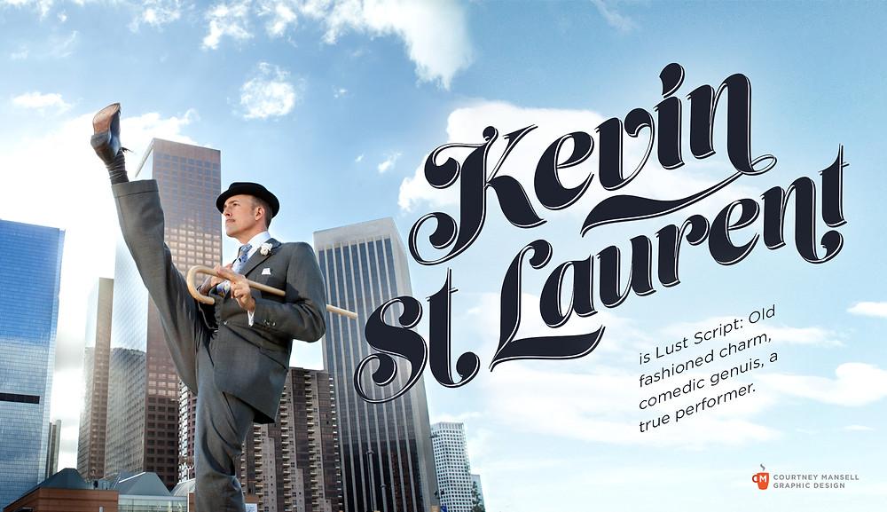 Kevin St. Laurent, swing dancer