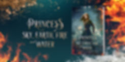 Adventure book: Princess of Sky, Earth, Fire and Water