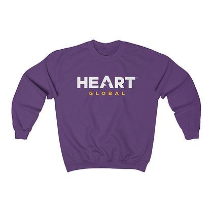 ⭐️ HEART Global Crewneck Sweatshirt